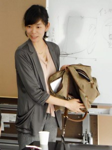 暮らしすっきりコンサルタント川中靖子さん