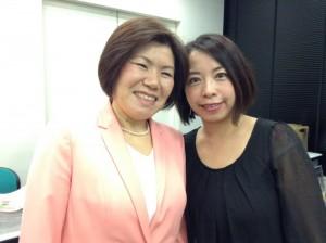 由美さんと珠子さん1